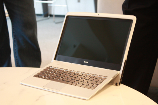 dell adamo xps laptop