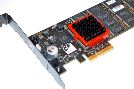 fusion pcie ssd