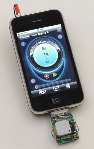 NASA turnes iPhone into chemical sensor, can an App Store rejection be far away?
