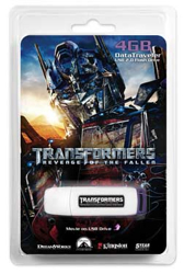 transformers usb drives