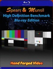 Spears & Munsil High Definition Benchmark Blu-ray