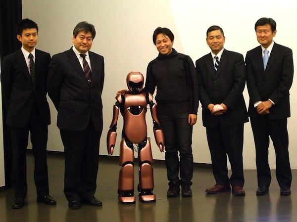 nippon robot
