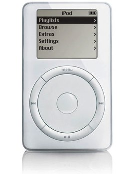 ipod 1st decade 1 Ten gadgets that defined the decade