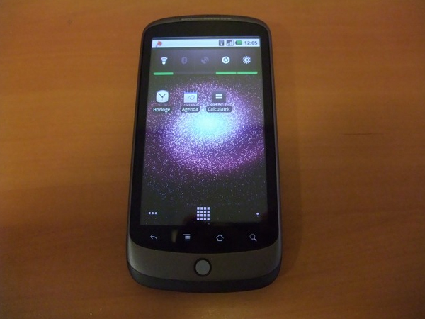Nexus One Video Demo Leaked