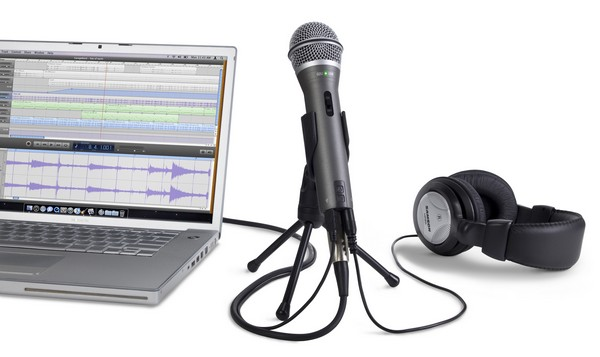 Samson's Q2U microphone does USB and XLR on a budget