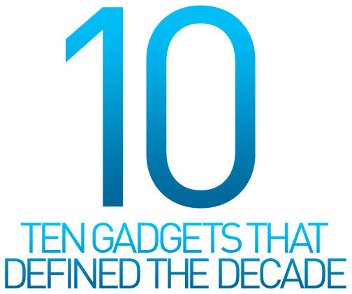 ten 10 engadget1 Ten gadgets that defined the decade