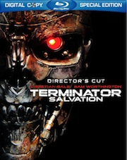 Terminator Salvation Blu-ray