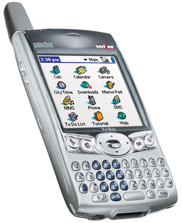 treo600 Ten gadgets that defined the decade