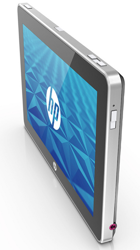 This is how the HP Slate looks like.