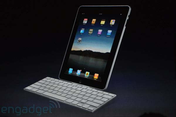 dock+ipad