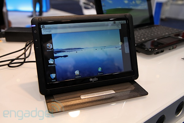 cydle m7 android tablet has tv tuner external monitor capabilities. Black Bedroom Furniture Sets. Home Design Ideas