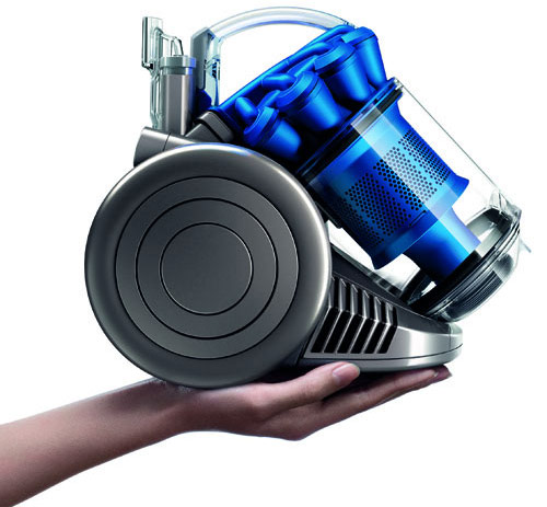 dyson 39 s city dc26 finally a sucky vacuum for those in