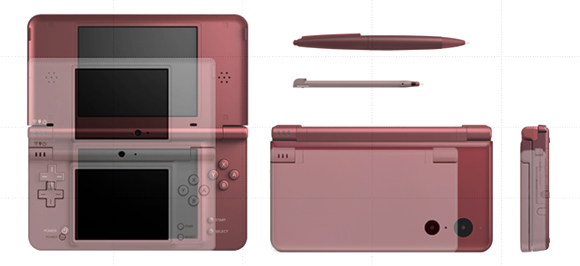 Nintendo DSi XL coming to Europe March 5, US eventually