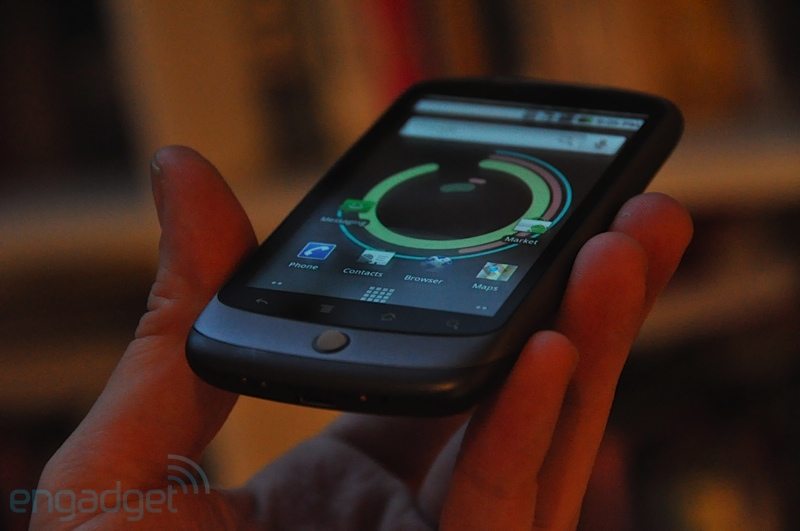 Exclusive: Google Nexus One hands-on, video, and first ...