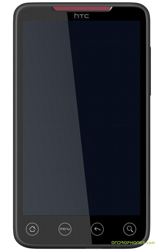 HTC Supersonic render, courtesy of Andophones.com