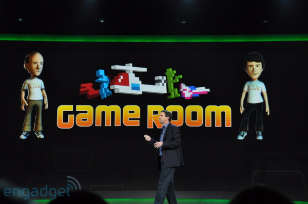 Game Room presentation