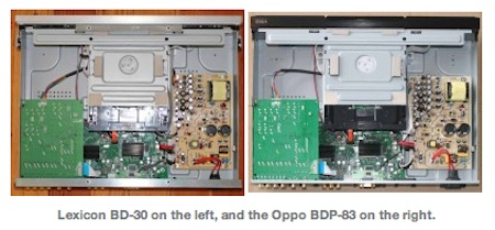 Leixon and Oppo internals
