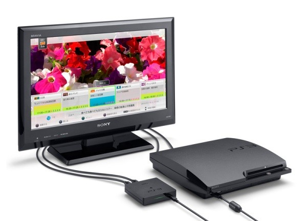 Japan gets Torne PS3 DTV DVR adapter in May, all is right with the world