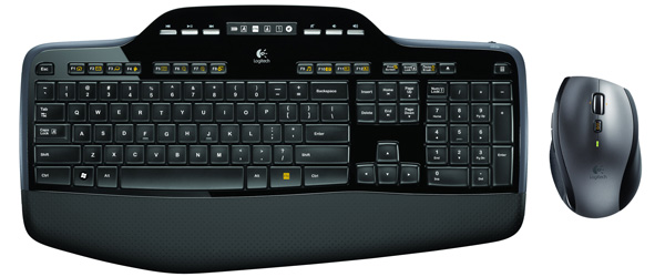 Logitech brings out Wireless Desktop MK710 with a claimed ...