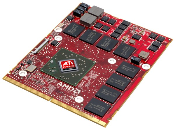 Existence of ATI's FirePro M5800 mobile graphics chipset confirmed, world awaits details with baited breath