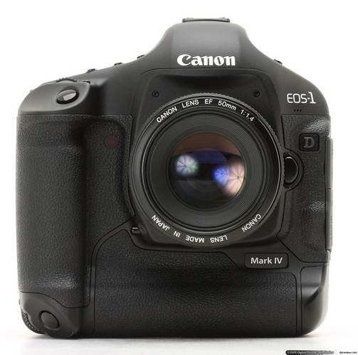 Canon EOS-1D Mark IV survives marathon 33 page review