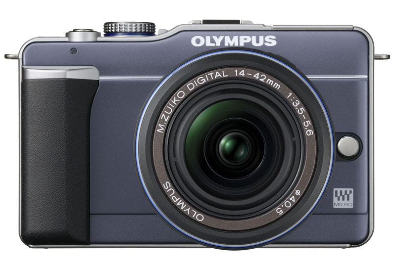 Olympus PEN E-PL1 press shots