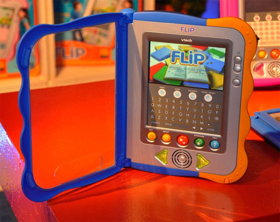 FLiP e-book reader