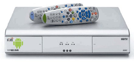 Dish Network Box and remotes