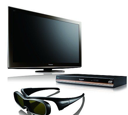 Panasonic 3D package