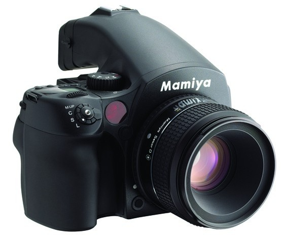 High-speed, medium-format DM40 DSLR puts Mamiya back in the money again