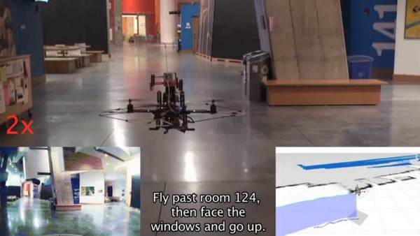 Quad-copter responds to your voice, isn't coming to a toy store near you (video)