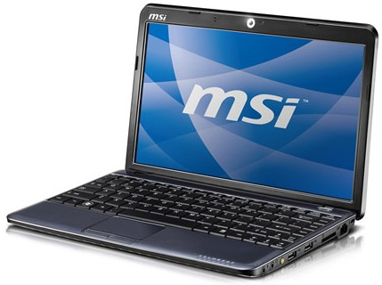 MSI Wind12 U230 Netbooks
