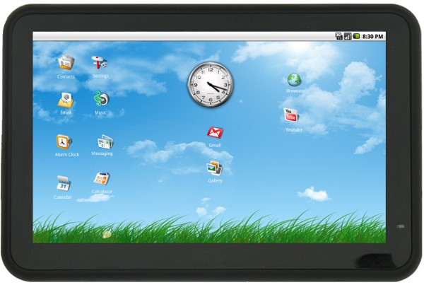 Enso's zenPad is that cheap Android tablet you've always wanted, available now