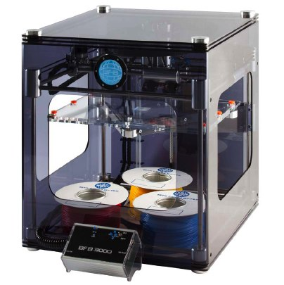 Bits From Bytes 39 New 3d Printer Extrudes With The Best Of 39 Em