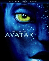 Avatar Blu-ray