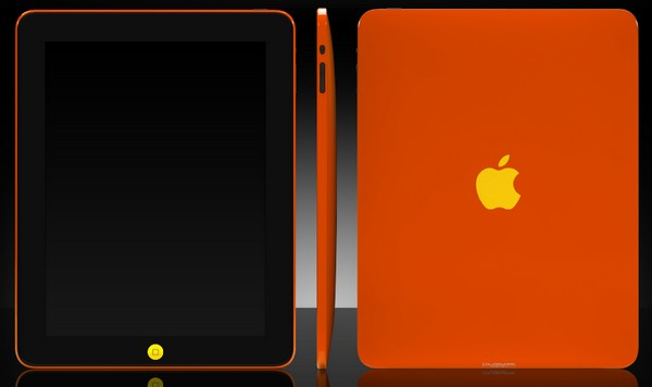 iPad gets ColorWare'd, your retinas and savings may never recover