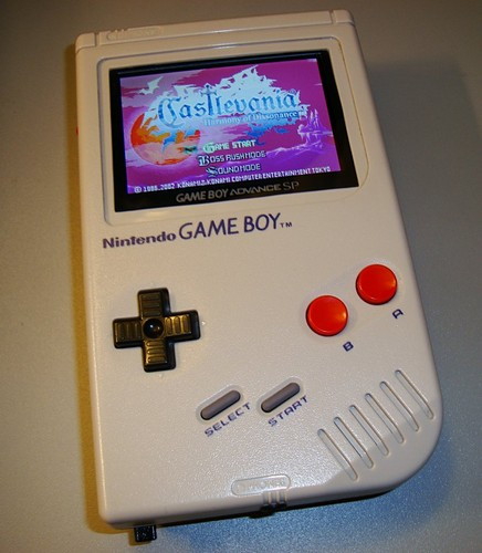 Original Game Boy gets the Advance treatment courtesy of retro-loving modder