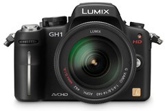 Panasonic DMC-GF1, GH1, G1 Firmware Updates
