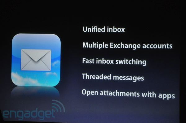 mail improvements
