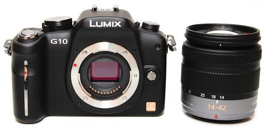 Panasonic's Lumix DMC-G10 finally gets the review we've been  waiting for