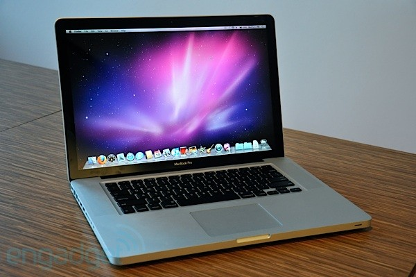MacBook Pro Core i7 review