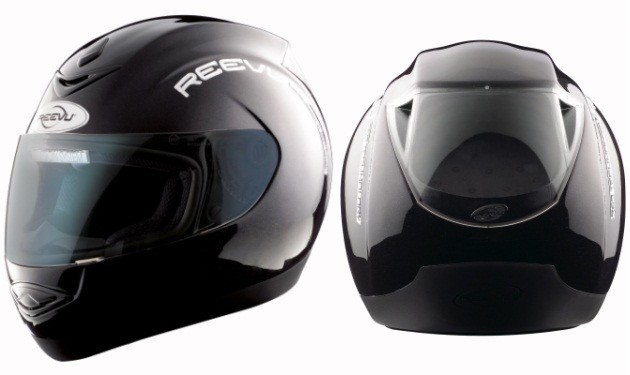 reevu lets loose updated msx1 helmet with built in rear view system. Black Bedroom Furniture Sets. Home Design Ideas