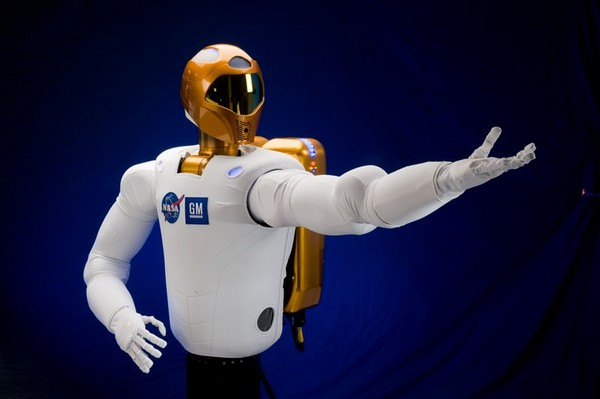 NASA and GM's humanoid Robotnaut2 blasting into space this September