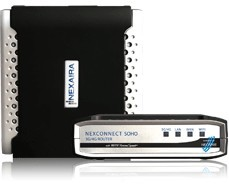 Nexaria's NexConnect SOHO router does 3G and 4G on the trot, BYO modem