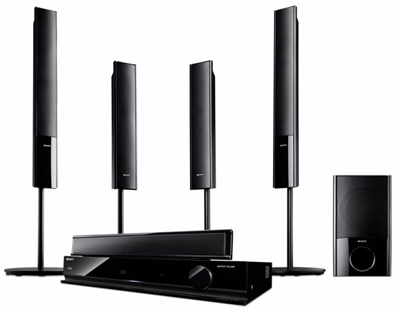 Sony Adds 3rd Dimension to New Soundbars