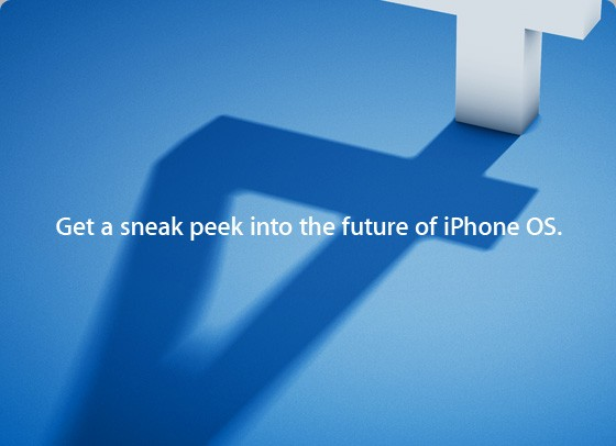 Get a sneak peek into the future of iPhone OS 4