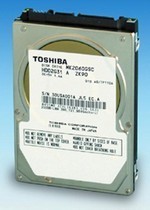 Toshiba Unveils Automotive-grade HDDs