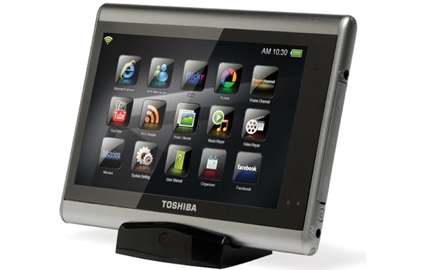 Toshiba Android and Windows Tablets