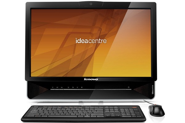 lenovo 39 s multitouch ideacentre b305 all in one now shipping. Black Bedroom Furniture Sets. Home Design Ideas