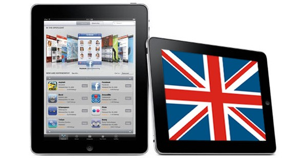 iPad Arrives in UK